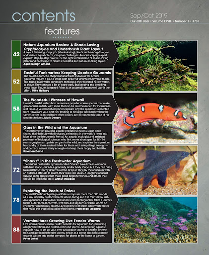 Tropical Fish Hobbyist Magazine For PC Windows (7, 8, 10, 10X) & Mac Computer Image Number- 11