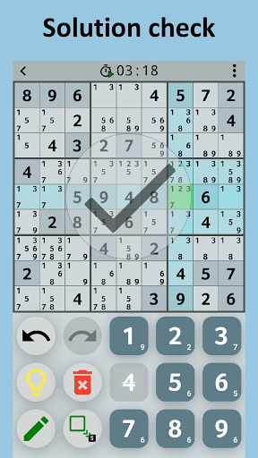 Sudoku Free apkdebit screenshots 5