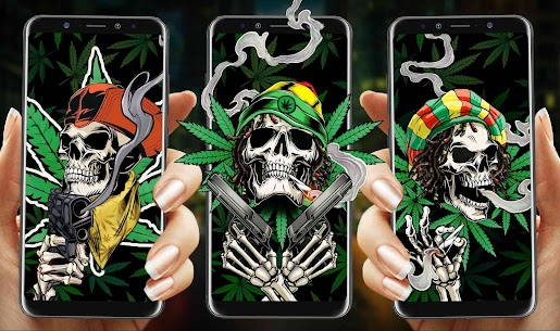 Weed Rasta Theme  For Pc – Free Download And Install On Windows, Linux, Mac 2