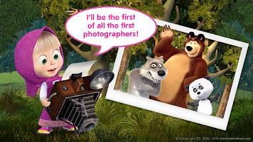 Masha and the Bear Child Games