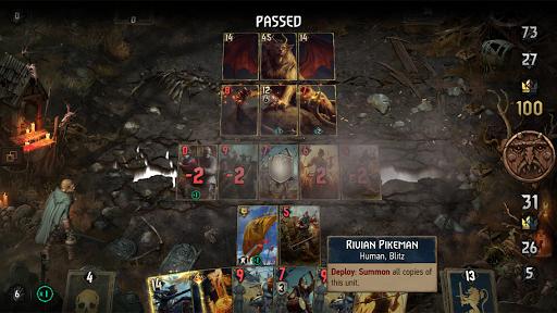 The Witcher Tales: Thronebreaker  screenshots 4