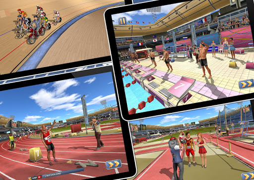 Athletics2: Summer Sports Free 1.9.3 Screenshots 14
