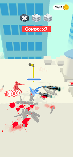 Jelly Fighter: Color candy & stickman games 0.7.0 screenshots 11