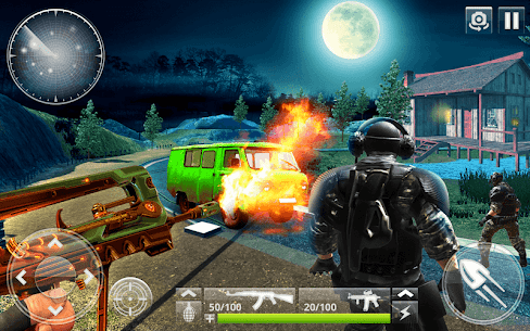 Cover Survival Encounter Strike Shooting Game Game Hack & Cheats 2