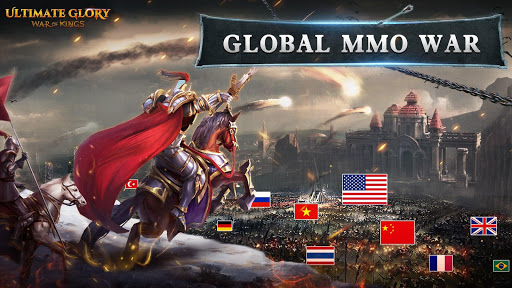 Ultimate Glory - War of Kings Apkfinish screenshots 20