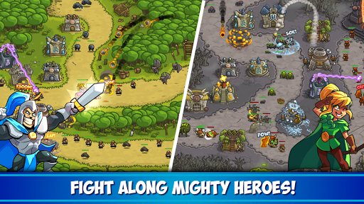 Kingdom Rush - Tower Defense Game  screenshots 3