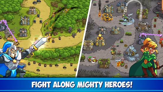 Kingdom Rush - Tower Defense Game apk