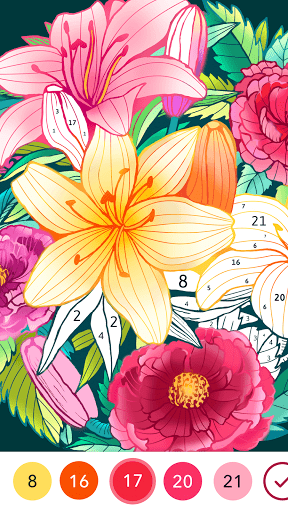 Colorscapes - Color by Number, Coloring Games  screenshots 6