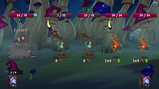 Breach Wanderers: A Roguelike Deckbuilder screenshot 7