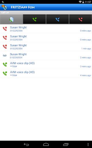 FRITZ!App Fon 1.90.10 screenshots 6