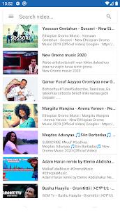 Oromo Music Video : Ethiopia Music 1.0.2 APK Mod Updated 3
