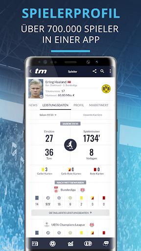 Transfermarkt: Fuu00dfballnews, Bundesliga, Liveticker 2.4.2 Screenshots 3