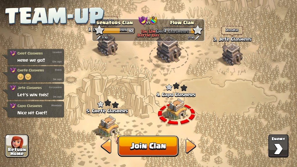 Clash of Clans poster 9