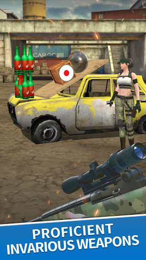 Sniper Range - Target Shooting Gun Simulator  screenshots 9