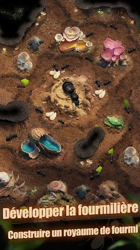 Les Fourmis: Royaume souterrain APK MOD (Astuce) screenshots 2