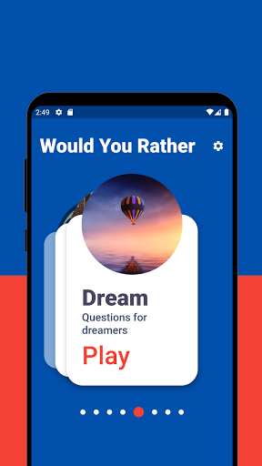 Would You Rather For Kids Free 1.2.1 screenshots 5