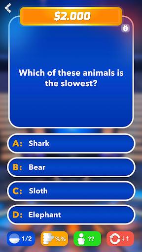 Millionaire 2021 - Trivia & Quiz 1.4.4 screenshots 13