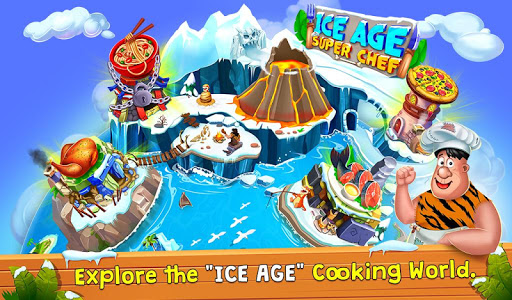 Cooking Madness: Restaurant Chef Ice Age Game 4.0 screenshots 6