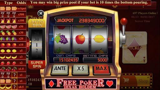 Free Poker-Texas Holdem 2.3.2.0 Screenshots 3