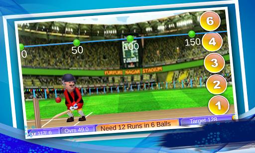 Motu Patlu Cricket Game apktram screenshots 6