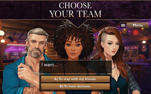 Is It Love? Fallen Road - Choose Your Path 1.3.351 screenshots 12