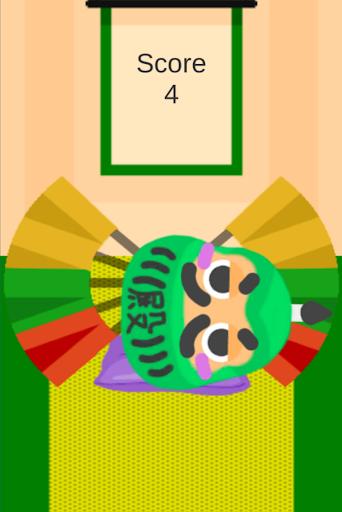 daruma the sleepy king screenshot 2