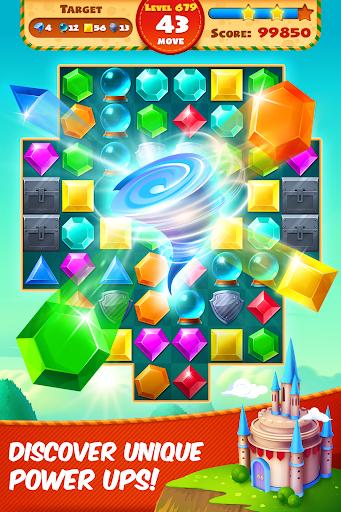 Jewel Empire : Quest & Match 3 Puzzle 3.1.22 Screenshots 6
