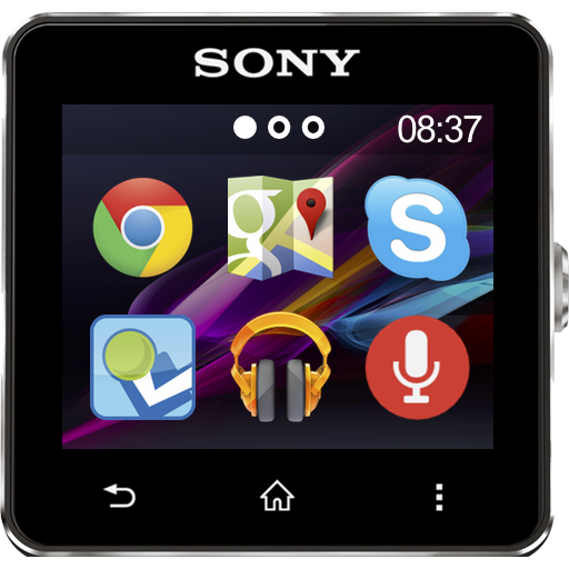 SmartWatch AppLauncher Icon