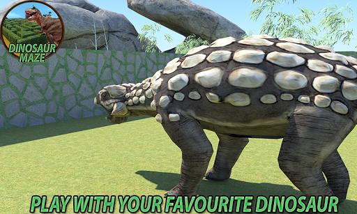 Real Dinosaur Maze Runner Simulator 2021 6.6 screenshots 4