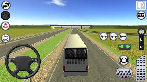Bus Game Simulator Driving  screenshots 13