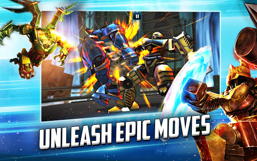 Ultimate Robot Fighting apktram screenshots 16