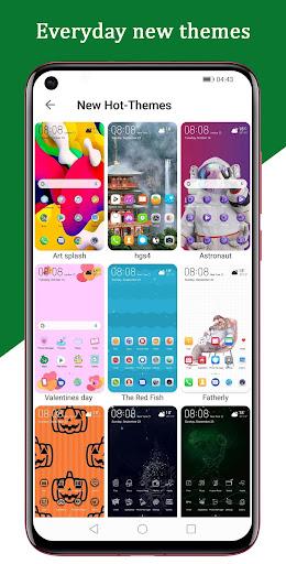 Free EMUI themes for Huawei and Honor 2.3 Screenshots 2
