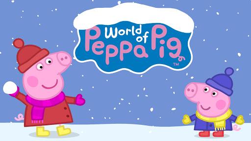 World of Peppa Pig u2013 Kids Learning Games & Videos 3.5.0 screenshots 1