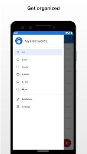 My Passwords – Password Manager Pro v21.03.00 MOD APK 3