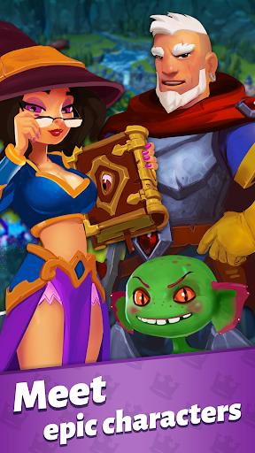 Merge Master u2013 Adventure Puzzle Apkfinish screenshots 4