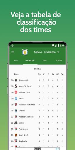 Foto do Brasileirão Série A - Tabela e resultados ao vivo