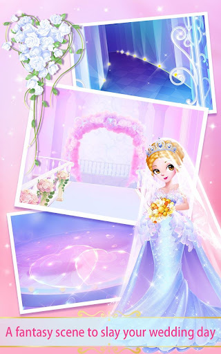 Sweet Princess Fantasy Wedding screenshots 6