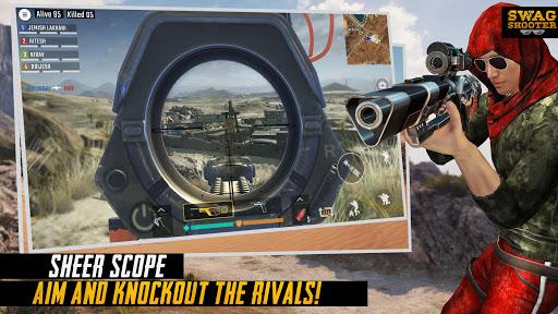 Swag Shooter - Online & Offline Battle Royale Game 1.6 com.swag.shooter.online.offline.free.fps.survival.shooting.battleground.war.gun.game apkmod.id 2