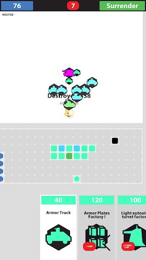 1338 Multiplayer Tank Battles  APK MOD (Astuce) screenshots 3