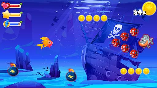FISH GAMES : offline games that don't need wifi Apkfinish screenshots 2