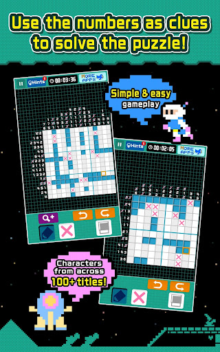 PIXEL PUZZLE COLLECTION apktram screenshots 7