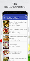 Breakfast recipes offline app free, Brunch recipes