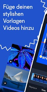 Crello - Video-, Story- & Grafikdesign-Ersteller Screenshot