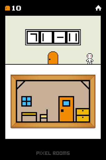 Pixel Rooms -room escape game-  screenshots 2