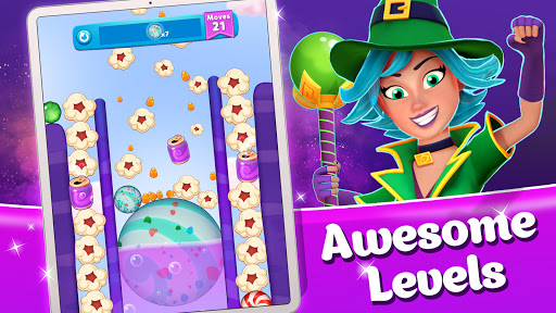 Crafty Candy Blast - Sweet Puzzle Game modavailable screenshots 8