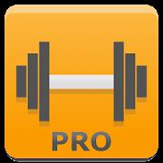 Simple Workout Log PRO Key  Icon