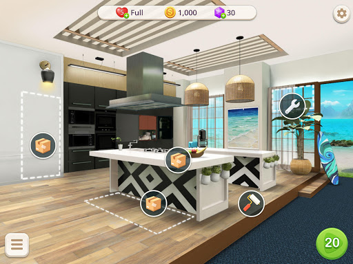 Home Design : Caribbean Life 1.6.01 screenshots 12