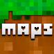 マップにとってマインクラフト pe - mcpe マップ
