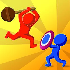 Moveio: Move Stop Move  Stickman Crowd 3D