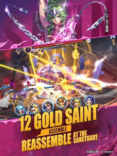Saint Seiya : Awakening screenshots 19